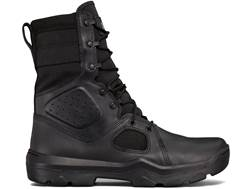 "Under Armour UA FNP 8"" Side Zip Tactical Boots Synthetic Men's"