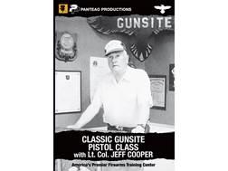 "Panteao ""Classic Gunsite Pistol Class with Lt. Col Jeff Cooper"" DVD"