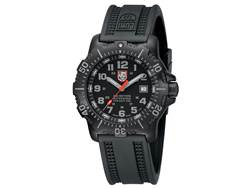 Luminox A.N.U. Watch PVD Steel/Signature Polyurethane Black/Gray