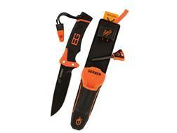 """Gerber Bear Grylls Ultimate Pro Fixed Blade Knife 4.8"""" Drop Point 9Cr19MoV Stainless Steel Blade ..."""