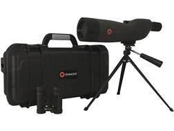 Simmons ProSport Spotting Scope 20-60x 60mm Combo with Table Top Tripod, 8x 21mm Binocular and Ha...