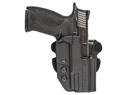 Comp-Tac Paddle Holster FBI Cant Right Hand Browning Hi-Power Kydex Black