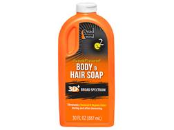 Dead Down Wind Body and Hair Scent Elimination Soap 30 oz Liquid