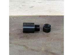 """Gemtech Thread Adapter CZ 452, Ruger 10/22 1/2""""-20 to 1/2""""-28 Steel Matte"""