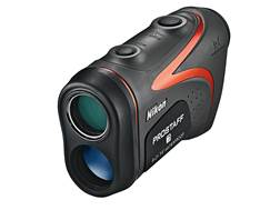 Nikon PROSTAFF 7 Rangefinder 6x Black and Orange Refurbished