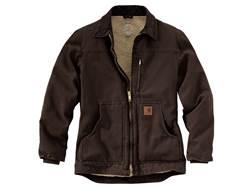 Carhartt Men's Ridge Sherpa Lined Coat Cotton