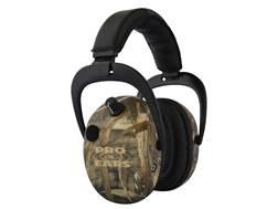 Pro Ears Stalker Gold Electronic Earmuffs (NRR 25 dB) Max 5 Camo