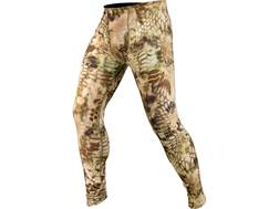 Kryptek Men's Hoplite II Heavyweight Base Layer Pants Merino Wool Highlander Camo