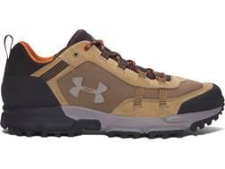 "Under Armour UA Defiance Low 4"" Hiking Shoes Synthetic Saddle Men's 12 D"