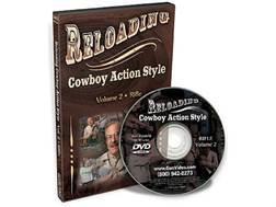 "Gun Video ""Reloading Cowboy Action Style Volume 2: Rifle"" DVD"