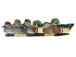 Avian-X Mississippi Flyway Combo Pack Duck Decoy Pack of 6