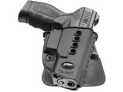 Fobus Evolution Paddle Holster Right Hand Taurus PT24/7 Gen 2, 9mm, 40S&W Polymer Black