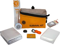 UST Featherlite Emergency Survival Kit 1.0 Orange
