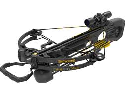 Browning Model 161 Crossbow Package with 1.5-5 Scope Black