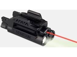 LaserMax Spartan Laser/Light Combo Picatinny-Style Rail Mount Matte