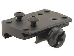 JP Enterprises JPoint Electronic Sight Mount Weaver-style or Picatinny Aluminum Matte