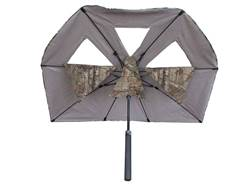 Knight & Hale Umbrella Quickblind Ground Blind Polyester Realtree Xtra Camo