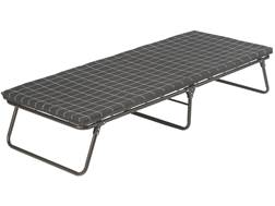 Coleman ComfortSmart Deluxe Camp Cot Polyester and Steel Plaid