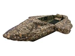 Beavertail Stealth 2000 Layout Boat Blind Polyester Realtree Max-4 Camo