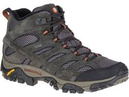 "Merrell Moab 2 Mid 5"" Waterproof Hiking Boots Leather/Synthetic"