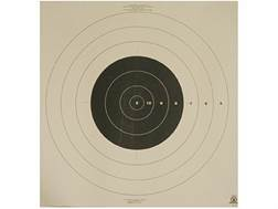 NRA Official High Power Rifle Targets MR 500 Yard Slow Fire Paper Pack of 25