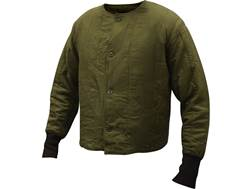Military Surplus Czech M60 Thermal Jacket Grade 2 Olive Drab Large