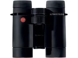 Leica Ultravid HD-PLUS Binocular 10x 32mm Roof Prism Black Demo