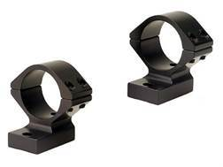 Talley Lightweight 2-Piece Scope Mounts with Integral Rings Tikka, Knight MK85 Matte