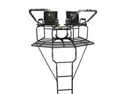 X-Stands The Comrade 2-Man Ladder Treestand Steel Black