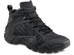 "Irish Setter Vaprtrek 5"" Uninsulated Hiking Boots Nylon and Leather Black Men's"