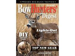 """Bowhunters' Digest Edition 6"" Book by Patrick Meitin"
