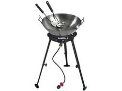"Eastman Outdoors 22"" Wok Camp Stove Kit"