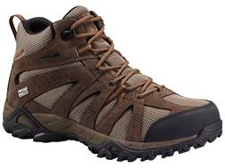 """Columbia Grand Canyon Mid Outdry 6"""" Waterproof Hiking Boots Leather/Synthetic"""