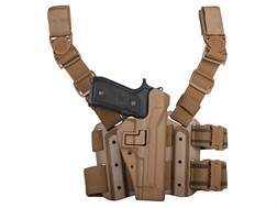 BLACKHAWK! Tactical Serpa Thigh Holster Polymer