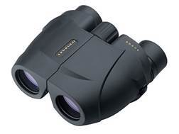 Leupold Green Ring Rogue Compact Binocular 8x 25mm Porro Prism Armored Black- Blemished