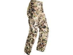 Sitka Gear Men's Thunderhead Gore-Tex Rain Pants Polyester Optifade Subalpine Camo Large Tall