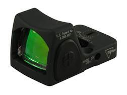 Trijicon RMR Reflex Red Dot Sight Adjustable LED 6.50 MOA Red Dot Cerakote Sniper Gray