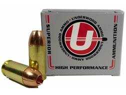 Underwood Ammunition 45 Super 170 Grain Lehigh Controlled Fracturing Hollow Point Lead-Free Box o...