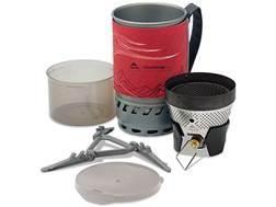 MSR WindBurner Cooking System Red