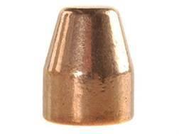 Rainier LeadSafe Bullets 45 Caliber (451 Diameter) 200 Grain Plated Flat Nose