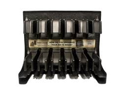 MagStorage Solutions AR-15 Magazine Organizer Polymer Black