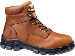 "Carhartt 6"" Waterproof Composite Safety Toe Work Boots Leather"