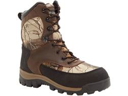 "Rocky Core Hiker 8"" Waterproof 400 Gram Insulated Hunting Boots Leather/Nylon Realtree Xtra"