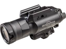 Surefire X400UH-A-GN Masterfire Rapid Deployment Weapon Light LED with Green Laser with 2 CR123A ...
