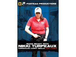 "Panteao ""Make Ready with Nikki Turpeaux: Concealed Carry Skills for Ladies"" DVD"