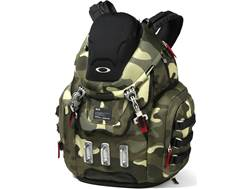 Oakley Kitchen Sink Backpack Nylon and Polyester Herb