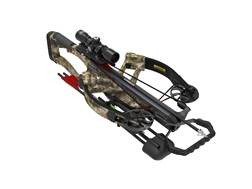 Barnett Viscious Crossbow Package with 4x32 Illuminated Scope Kryptek Highlander Camo