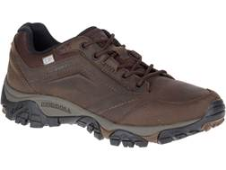 """Merrell Moab Adventure Lace Low 4"""" Waterproof Hiking Shoes Leather/Synthetic Men's"""
