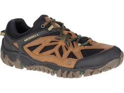 "Merrell All Out Blaze Ventilator 4"" Hiking Shoes Leather/Mesh"