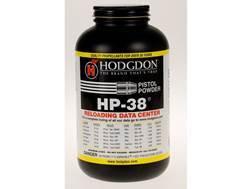 Hodgdon HP38 Smokeless Powder